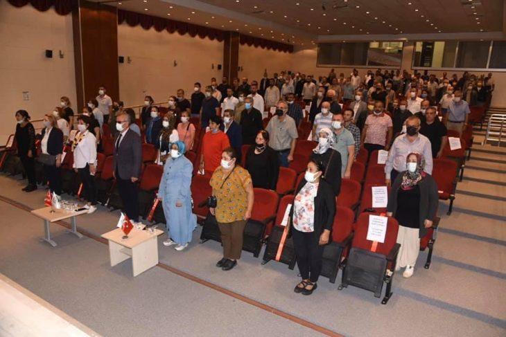 AK Parti İlçe Danışma Kurulu Toplantısı gerçekleştirildi