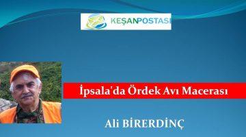 İpsala'da Ördek Avı Macerası