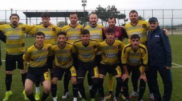 Anafartalarspor Enezspor'a 1-0 mağlup oldu