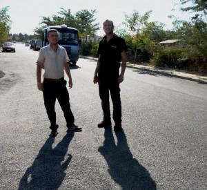 asfaltlama çalışmaları vatandaşın takdirini topluyor (1)
