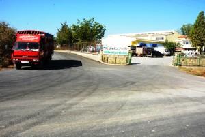 asfaltlama çalışmaları vatandaşın takdirini topluyor (3)