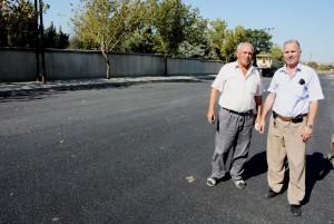 asfaltlama çalışmaları vatandaşın takdirini topluyor (5)