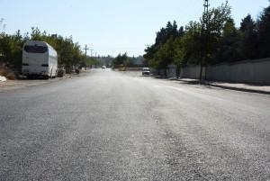 asfaltlama çalışmaları vatandaşın takdirini topluyor (6)