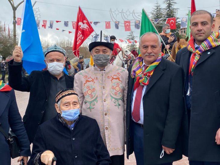 İYİ Parti Edirne İl Başkanı Demir'den Anlamlı Ziyaret
