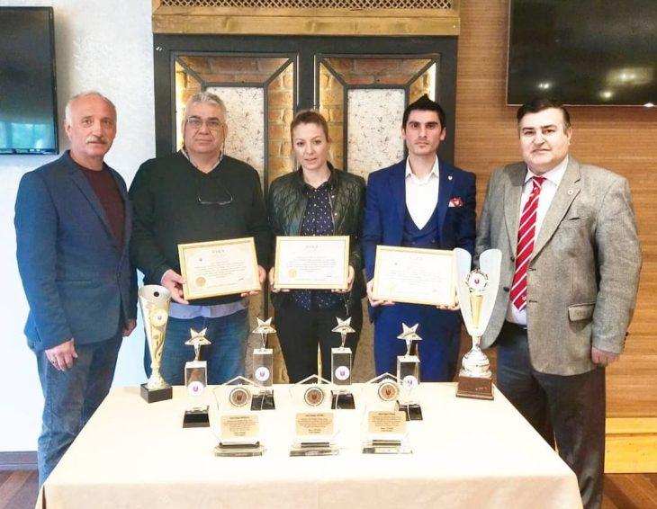 Spor Sanat Panorama Programı'na Anlamlı Ödül