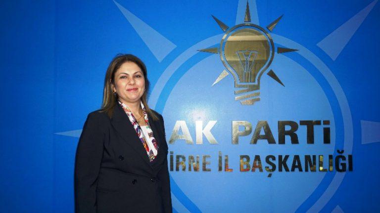 """AK Parti Edirne İl Başkanı İba: """"Vakıf kiracılarının beklediği haber geldi"""""""