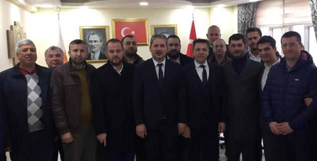 Boyalık, Belediye Başkan Aday Adaylığını Açıkladı…