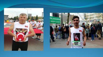 Hasan Tek ve Bülent Türker 6.Sınırsız Dostluk Maratonu'nda Edirnede Yarışacaklar