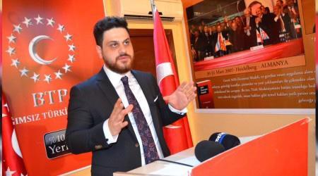 BTP'den Ermenistan saldırısına tepki