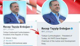 """Erdoğan """"Cumhuriyet""""i kaldırdı!"""