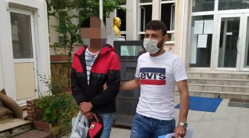 3 hırsızlık olayından gözaltına alındı serbest bırakıldı