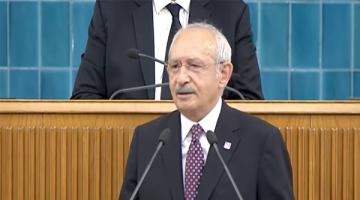 CHP Genel Başkanı Kılıçdaroğlu, belediye başkanları toplantısının ardından açıklama yaptı