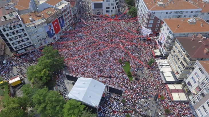 Erdin Bircan Edirne Muharrem İnce Cumhurbaşkanı diyor