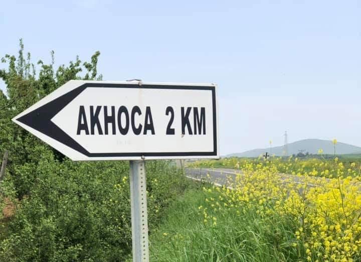 Keşan Akhoca köyünden su şikayet mektubu