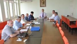 Köylere Hizmet Götürme Birliği Encümeni Toplandı…