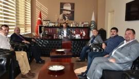 Albayrak'tan Malkara Belediyesi'ne Ziyaret…