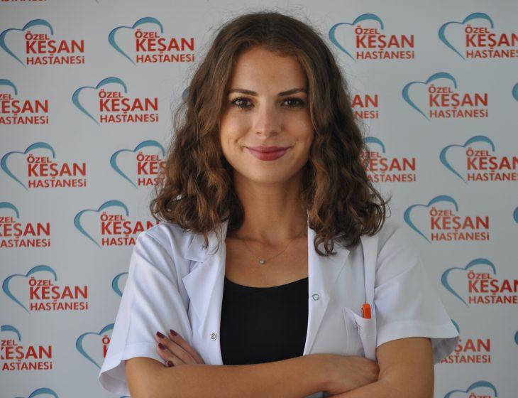 Meltem Karahan, kanser ve beslenme ilişkisi ile ilgili açıklama yaptı
