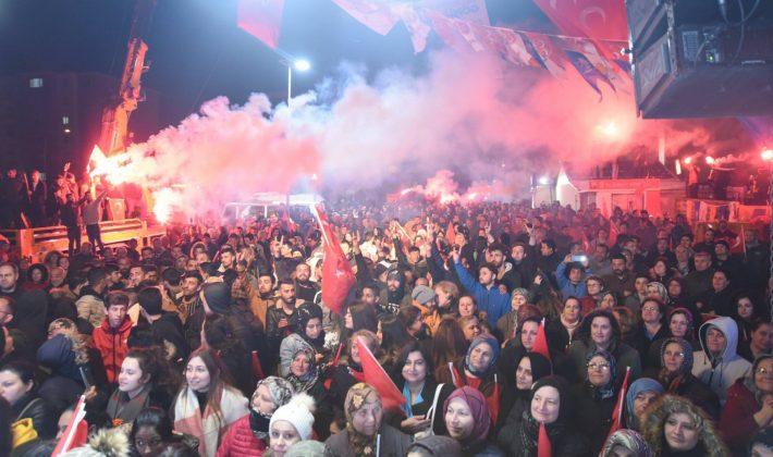 """Helvacıoğlu: """"Pantolon ayrı, ceket ayrı olmaz. Keşan'a takım elbise giydireceğiz"""""""
