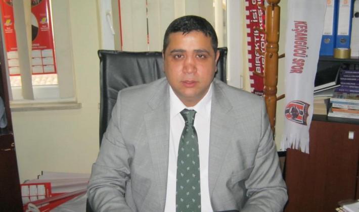 Ak Parti Keşan İlçe Başkanlığı İnsan Hakları Başkanı Fahrettin Savcı'dan 10 Aralık Açıklaması