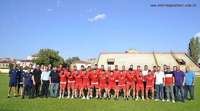 Edirnespor ve Tekirdağspor 3.Lig'de