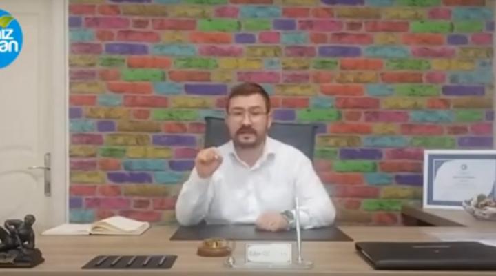 Temiz Keşan Derneği Başkanı Ekin Öztürk, Mustafa Helvacıoğlu'nun meclisteki ithamlarına cevap verdi
