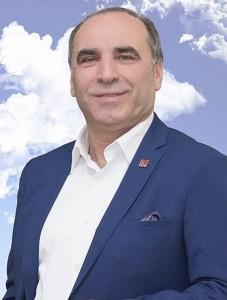 CHP Edirne 25. dönem milletvekili adayı Erdin Bircan. (AA Arşivi - Anadolu Ajansı)