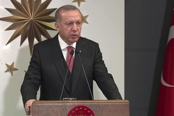 Erdoğan, Çin Devlet Başkanı Şi Cinping ile görüştü