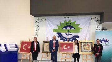 Bülent Türker'in Ergene Kültür Merkezi'ndeki muhteşem koleksiyonu büyüledi
