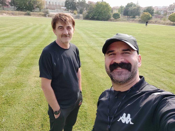 Feyzullah Hardal, Eskişehir Yunus Emrespor Kulübü'nde Yardımcı Antrenör oldu