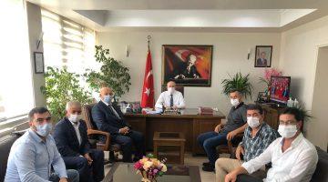 MHP Keşan İlçe Yönetimi'nden ziyaretler