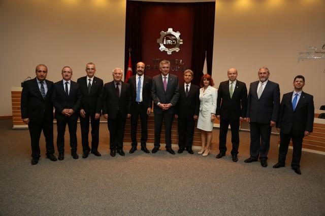 İSO'nun yeni Başkanı Erdal Bahçıvan
