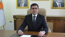 AKP Keşan İlçe Başkanlığı'na Gürcan Kılınç Atandı
