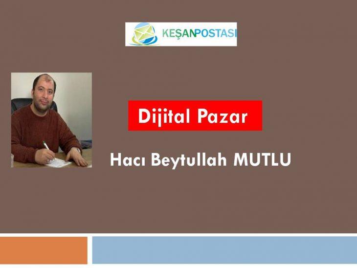 Dijital Pazar