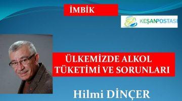 ÜLKEMİZDE ALKOL TÜKETİMİ VE SORUNLARI..