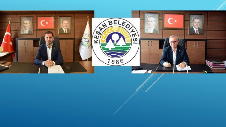 Mustafa Helvacıoğlu Ankara'ya Gitti. Başkanlığa Nehir Gergin vekalet ediyor