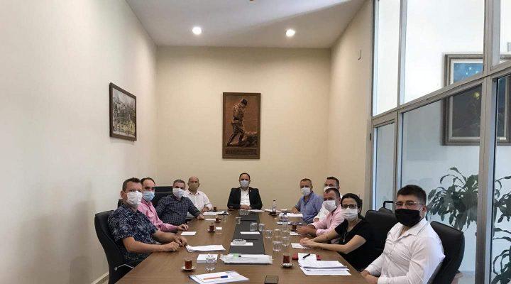 Keşan Belediyesi'nde Personel Limited Şirketi personelinin görüşmeleri başladı