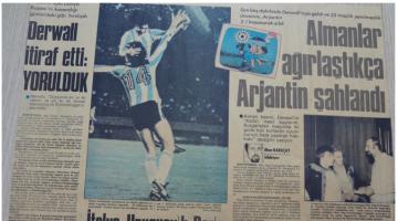 İlhan Karaçay Maradona ile görüşen tek Türk gazeteci benim
