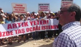 """Bircan: """"188 maden ocağı yüzünden Edirnemizin doğası yok oluyor"""""""