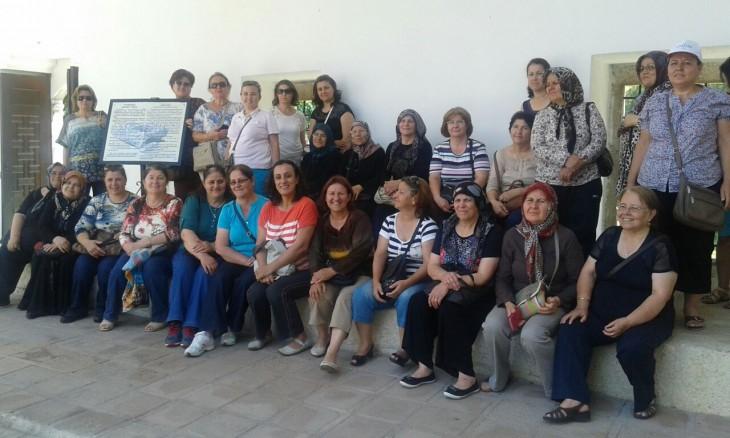 Keşan Belediyesi'nin Kültür Gezileri Yeni Mahalle ile sürdü…