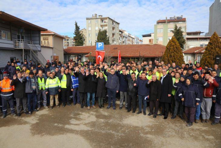 Kırklareli Belediyesi'nde Toplu İş Sözleşmesi İmzalandı