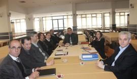 Kentsel Dönüşümle ilgili seminer verildi.