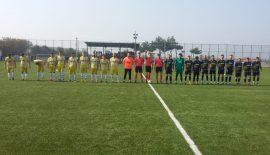 Osmanlıspor deplasmanda İpsalaspor'u 8-0 mağlup etti