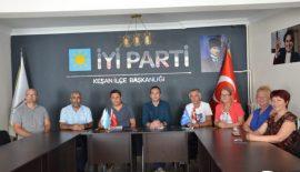 M.Tolga Akalın İYİ Parti'de Tekrar GİK'te Yer Aldı