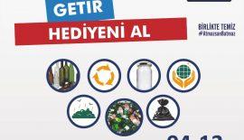 Keşan Belediyesi Temizlik İşleri Müdürlüğü Çevre Birimi'nden Kampanya