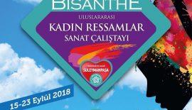 Bisanthe Uluslararası Kadın Ressamlar Çalıştayı başlıyor