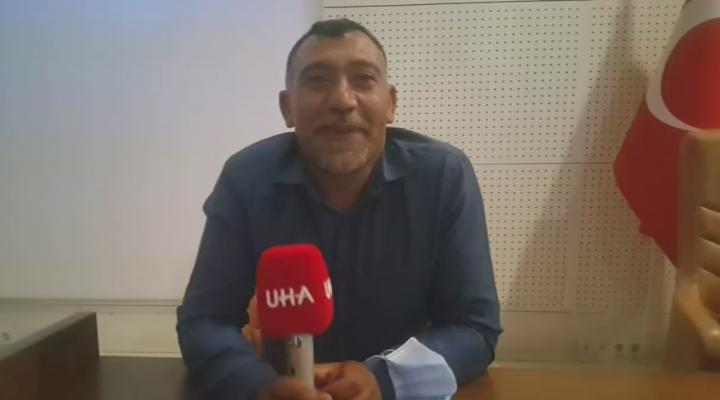 Kamuran Çelik, Enez Belediyesi ve Enez'in sıkıntılarını dile getirdi