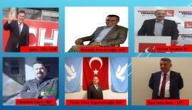 Keşan'da 6 Belediye Başkan Adayı Yarışacak…