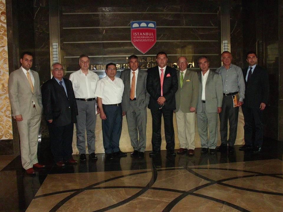 Kemerburgaz Üniversitesi-Hasiad İşbirliği ile Teknopark kurulacak