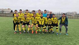 Keşanspor 1959 U 19 Takımı Lige Galibiyetle Başladı