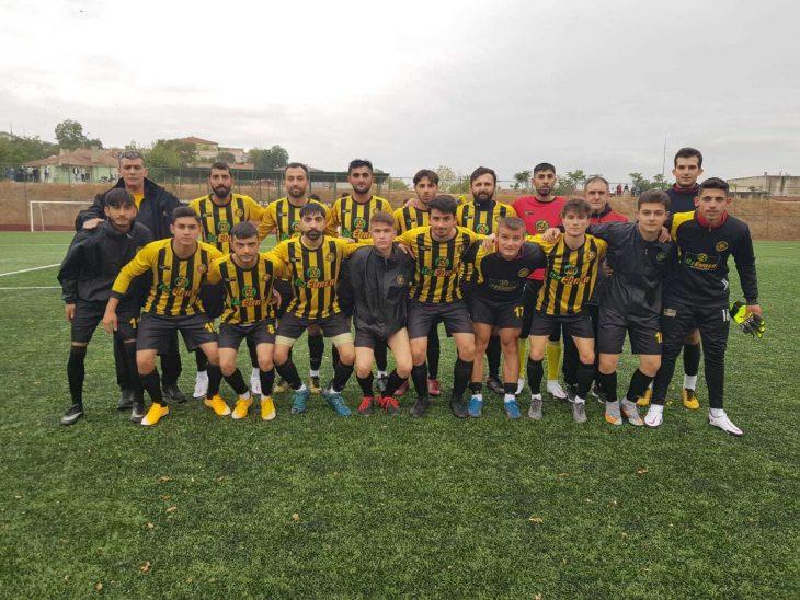 Keşanspor hazırlık maçında Fatihspor'u 3-0 yendi